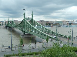 Мост Свободы (мост Франца Иосифа)