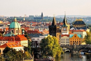 Очарование Праги (кадр шестой)