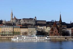 Будапешт ослепительная жемчужина на Дунае