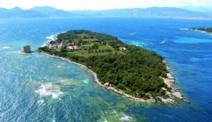 Леринские острова. В двух метрах от истории Канн