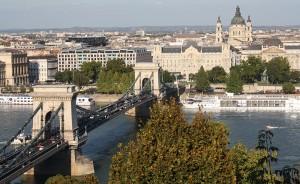 Самый старый мост Будапешта